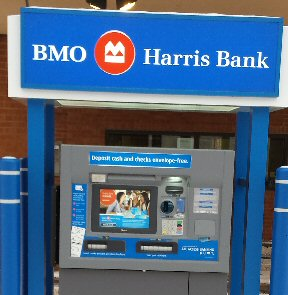 BMO Harris Bank   VisitAshLand
