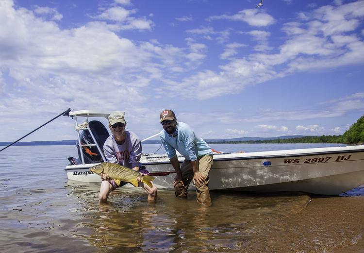 Fishing report visitashland for Ashland wi fishing report