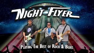 Night Flyer Is A Four Piece Rock And Blues Band Based Out Of Ashland Wisconsin Formed In 2016 They Play Diverse Selection