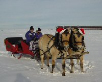 Sleigh N Carriage2, Ashland, WI